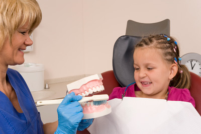 Gerkin Childrens Dentistry Patient Eileen